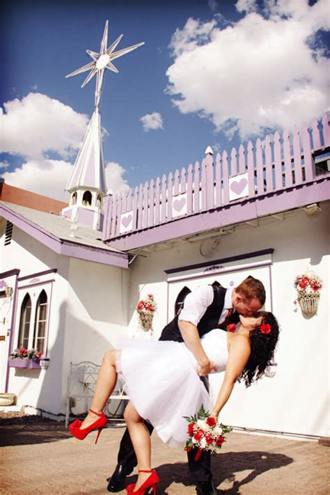 WeeKirk Las Vegas Wedding Chapel Weddings