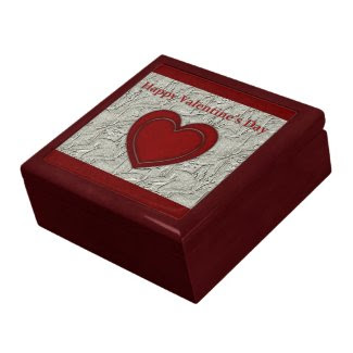 Valentine's Day Heart 2 Heart Jewelry Box