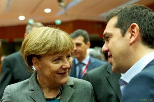 Ραγδαίες εξελίξεις! Η Άνγκελα Μέρκελ προσκάλεσε τον Αλέξη Τσίπρα στο Βερολίνο στις 23 Μαρτίου