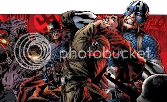 Capitão América & Vingadores no cinema