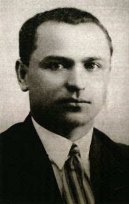 Podporucznik Stanisław Sekuła (1903 Kuczki powiat radomski - 1940 Katyń)