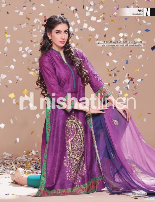 Nishat-Linen-Eid-Dress-Collection-2013-Pret-Ready-to-Wear -Lawn-Ruffle-Chiffon-for-Girls-Womens-22