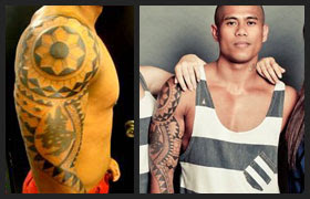 Tribal Tattoo Designs One Tribe Custom Filipino Tattoos