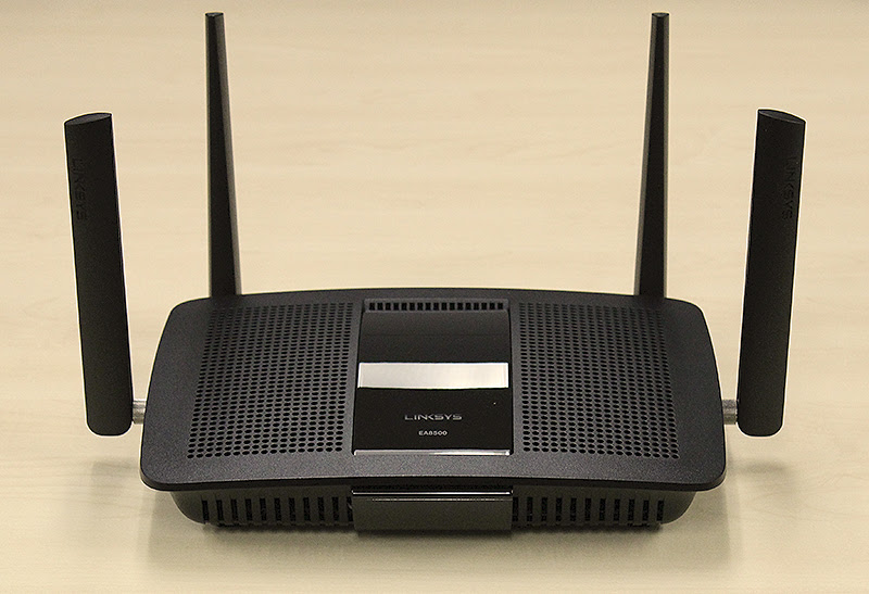 The Linksys EA8500 MaxStream AC2600 Smart Wi-Fi router is officially the first router to support new MU-MIMO technology out of the box.