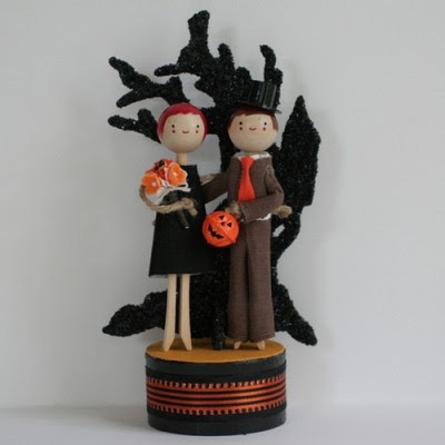 halloween cake toppers picture