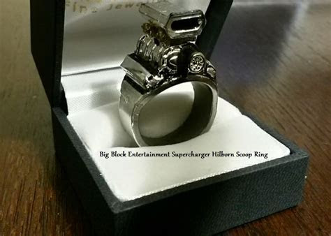 56 best V8 Big Block Entertainment Jewelry Wedding Ring