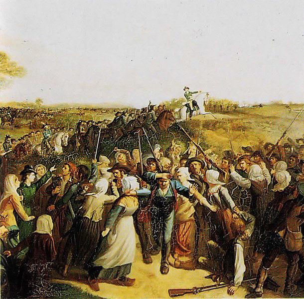 Archivo: Bataille de Torfou-Tiffauges.JPG