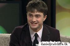 Daniel Radcliffe on Rove Live