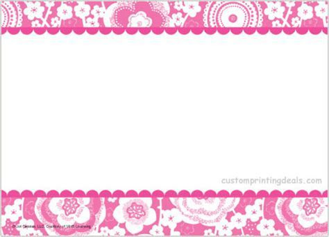 floral thank you cards expressionery2   Custom Printing Deals