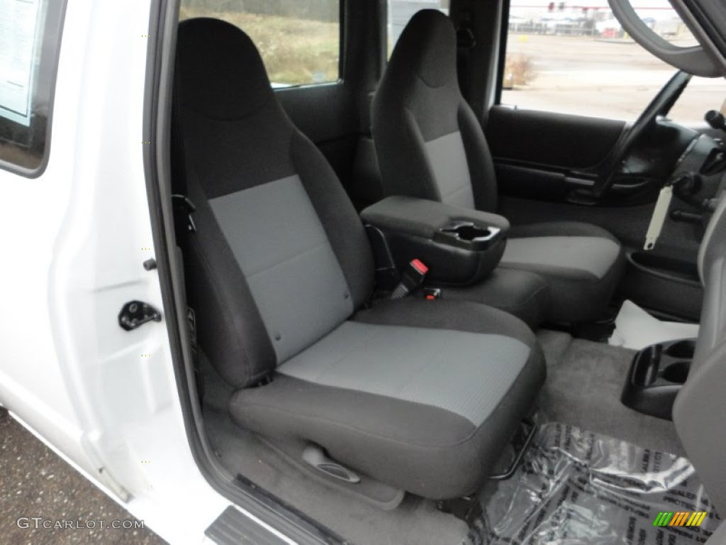 Dark Graphite Interior 2003 Ford Ranger XLT SuperCab Photo #58432383 ...