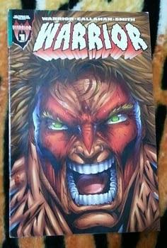 Ultimate Warrior Comic Book Value