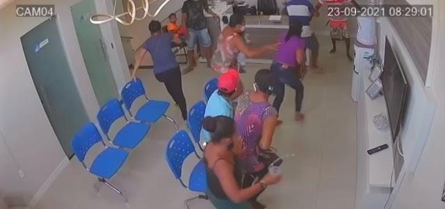 Pediatra é morto a tiros em consultório no interior da Bahia; vídeo mostra correria de pacientes após ouvirem disparos