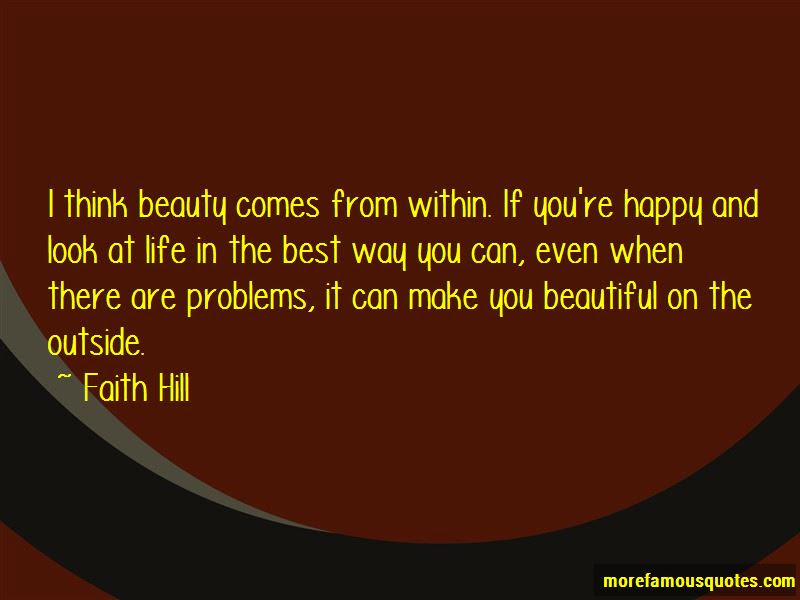 Quotes About Beauty Comes From Within Top 26 Beauty Comes From