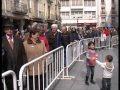 Fiesta del Crespillo en Barbastro(Somontano, Huesca, Aragón, España)