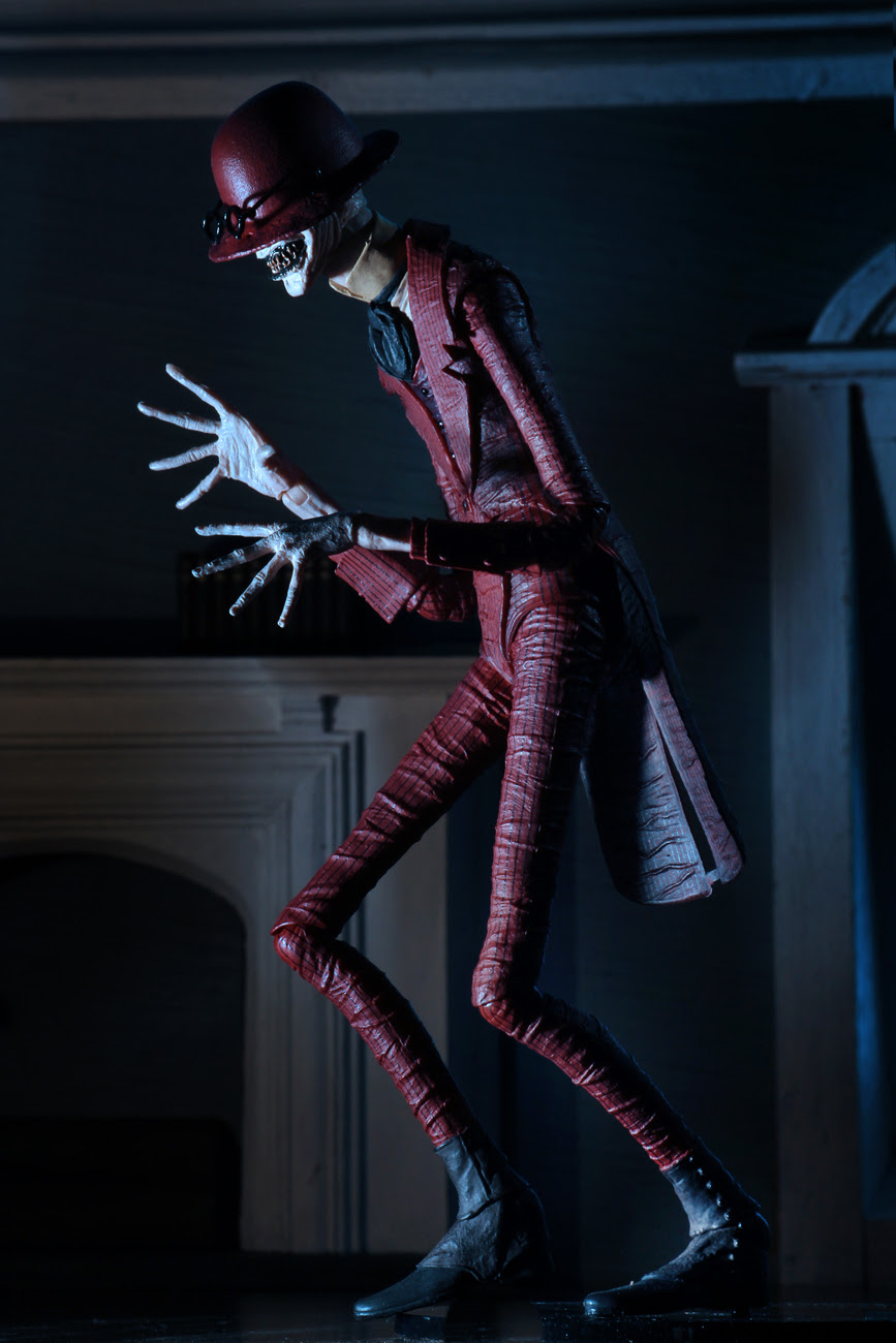 """The Conjuring Universe – 7"""" Scale Action Figure – Ultimate Crooked Man – NECAOnline.com"""