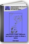 Capa do livro Agrotóxicos e Meio Ambiente: uma proposta de ensino de ciências e química
