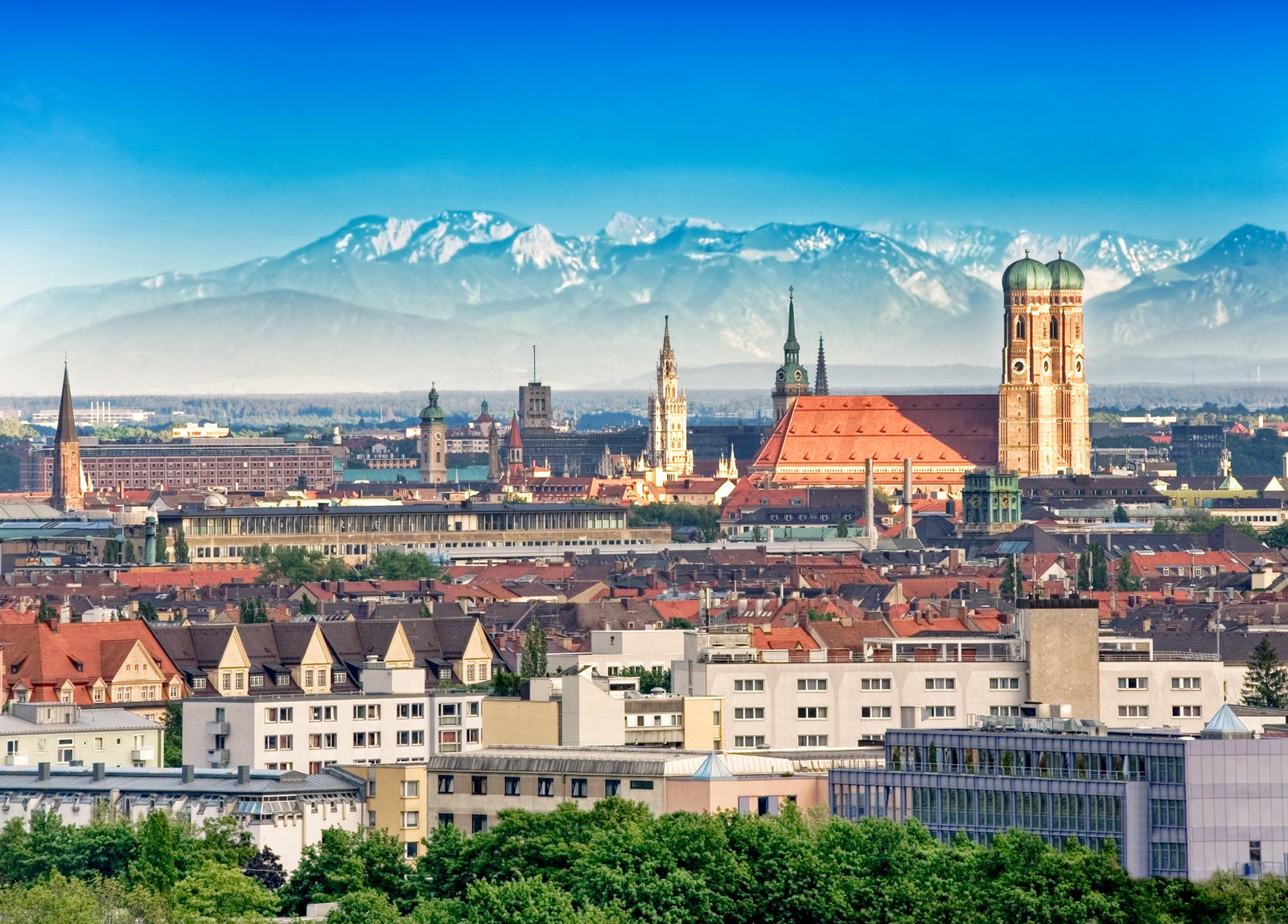 European Vacations  Top Destinations in Europe