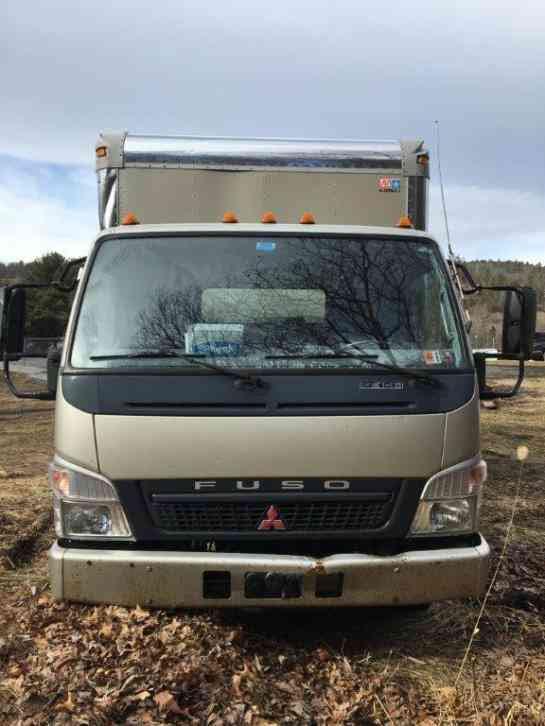 Mitsubishi Box Truck Fuse Box