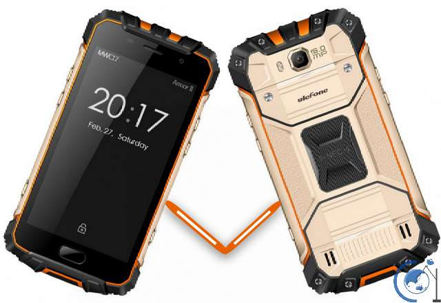 """Armor 2: Ulefone Second """"Rugged"""" Smartphone Coming To MWC Next Week"""