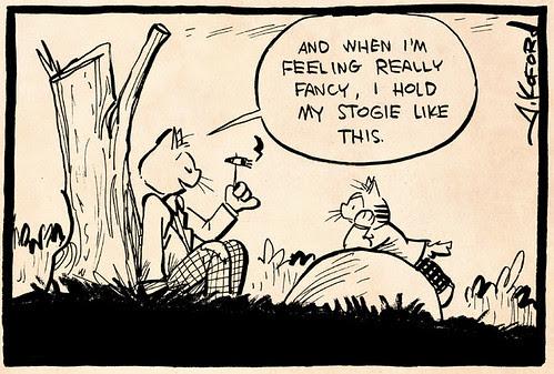 Laugh-Out-Loud Cats #2226 by Ape Lad