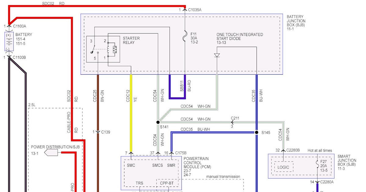 29 2009 Ford Escape Wiring Diagram