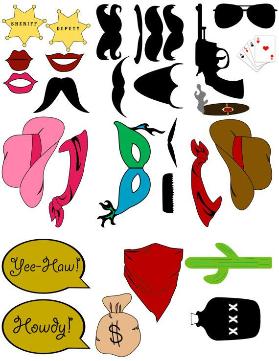 Western Theme Clipart At Getdrawingscom Free For Personal Use