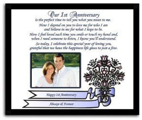 1st Anniversary Gift for Husband or Wife, Boyfriend or
