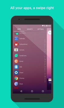 evie launcher cho android miễn phí