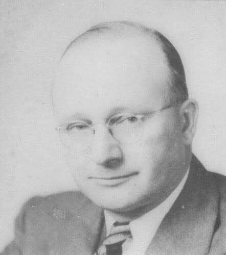 Glen Bird Parker Portrait