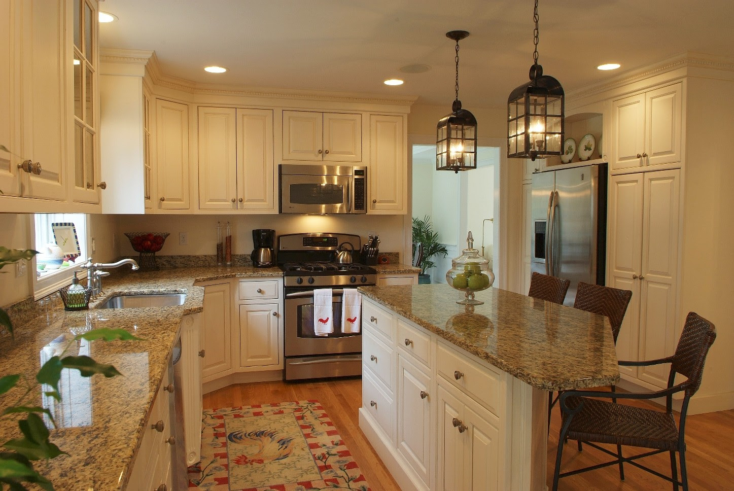 10 Kitchen Cabinets Refacing Ideas   A Creative Mom