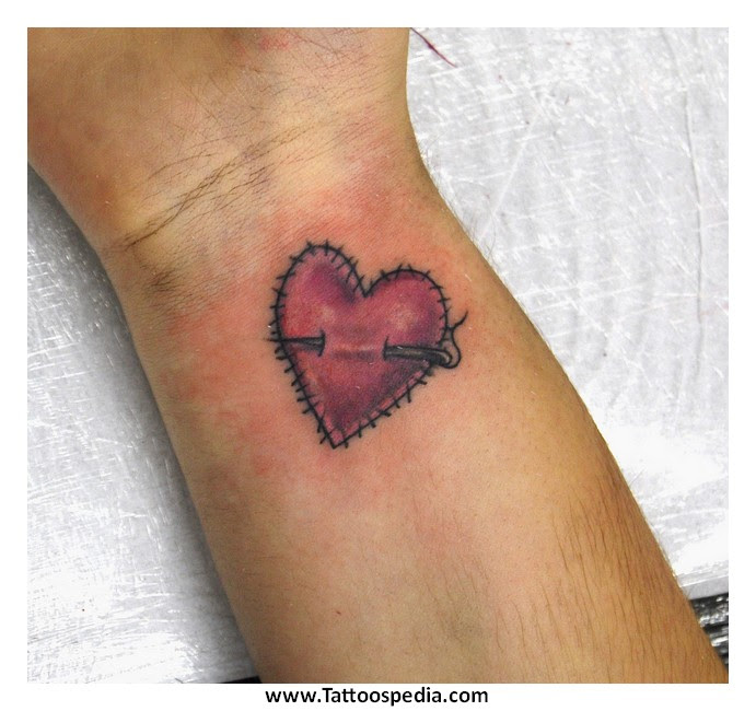 Tattoo Quotes Broken Hearts 5