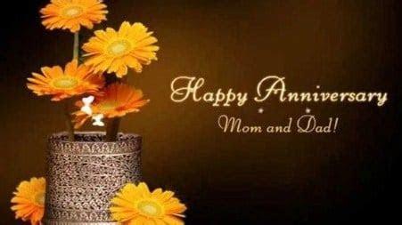 150  Amazing Parents Anniversary Status And Quotes 2016