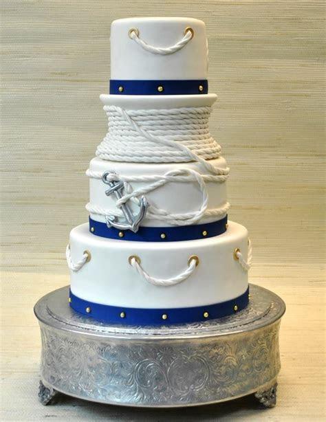 15 Nautical Rope Wedding Cakes ? DIY Weddings Magazine