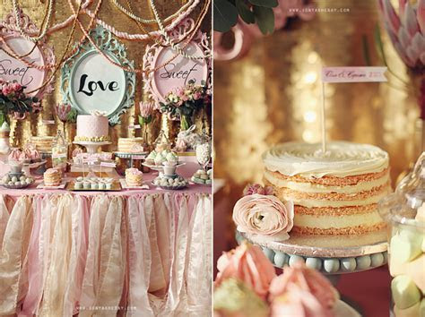 Wedding Candy Bar   CakeCentral.com