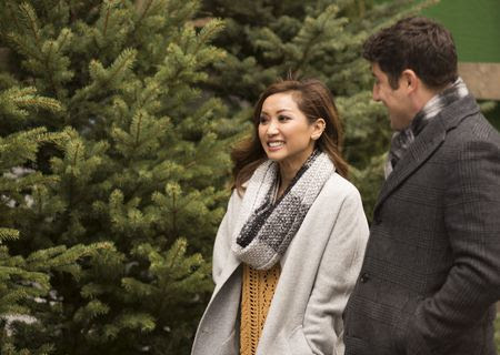 Angry Angel - Brenda Song and Jason Biggs