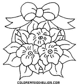 Flores Con Lazo Para Regalar