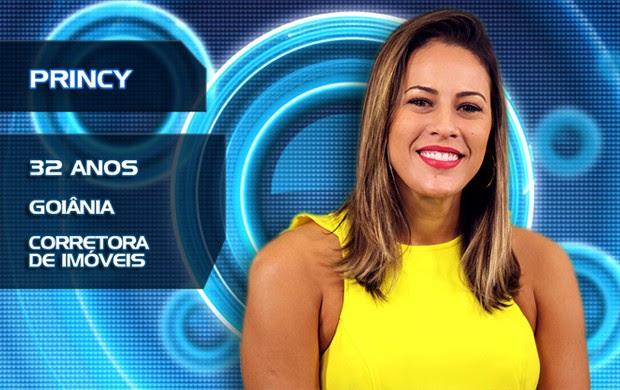 Princy (Foto: TV Globo/BBB)