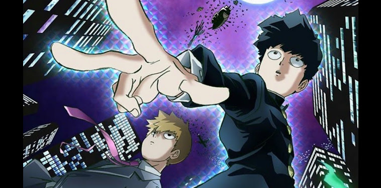 Mob Psycho 100 Anime Trailer