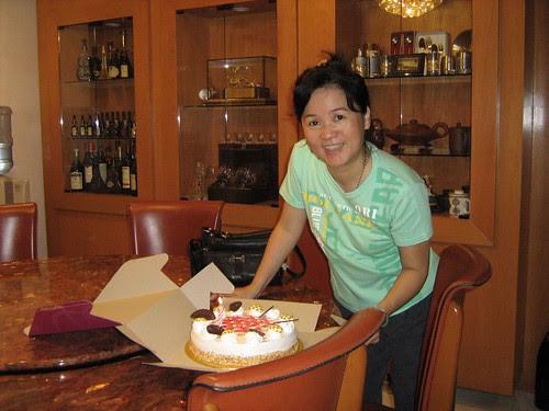 Mom's Birthday. 17th of November
