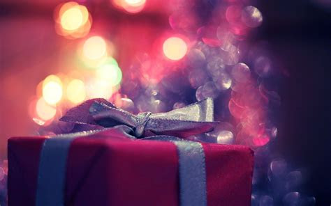 gift wrapped  red  birthday wallpapers  images