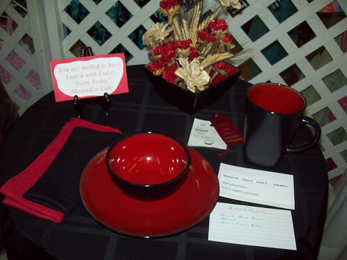 Erie County Fair: Dioramas and Place Settings V