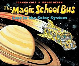 """Cover of """"The Magic School Bus: Lost in t..."""