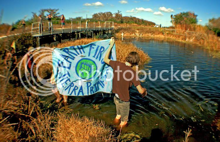 Reclaiming Barley Barber swamp