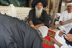 I Bow To My Peer ..Peer Sayed Masoom Ali Shah Baba Malang Madari Asqan by firoze shakir photographerno1