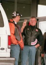 Maurice Boucher (à droite) et un codétenu auraient... (Photo Robert Skinner, archives La Presse) - image 1.0