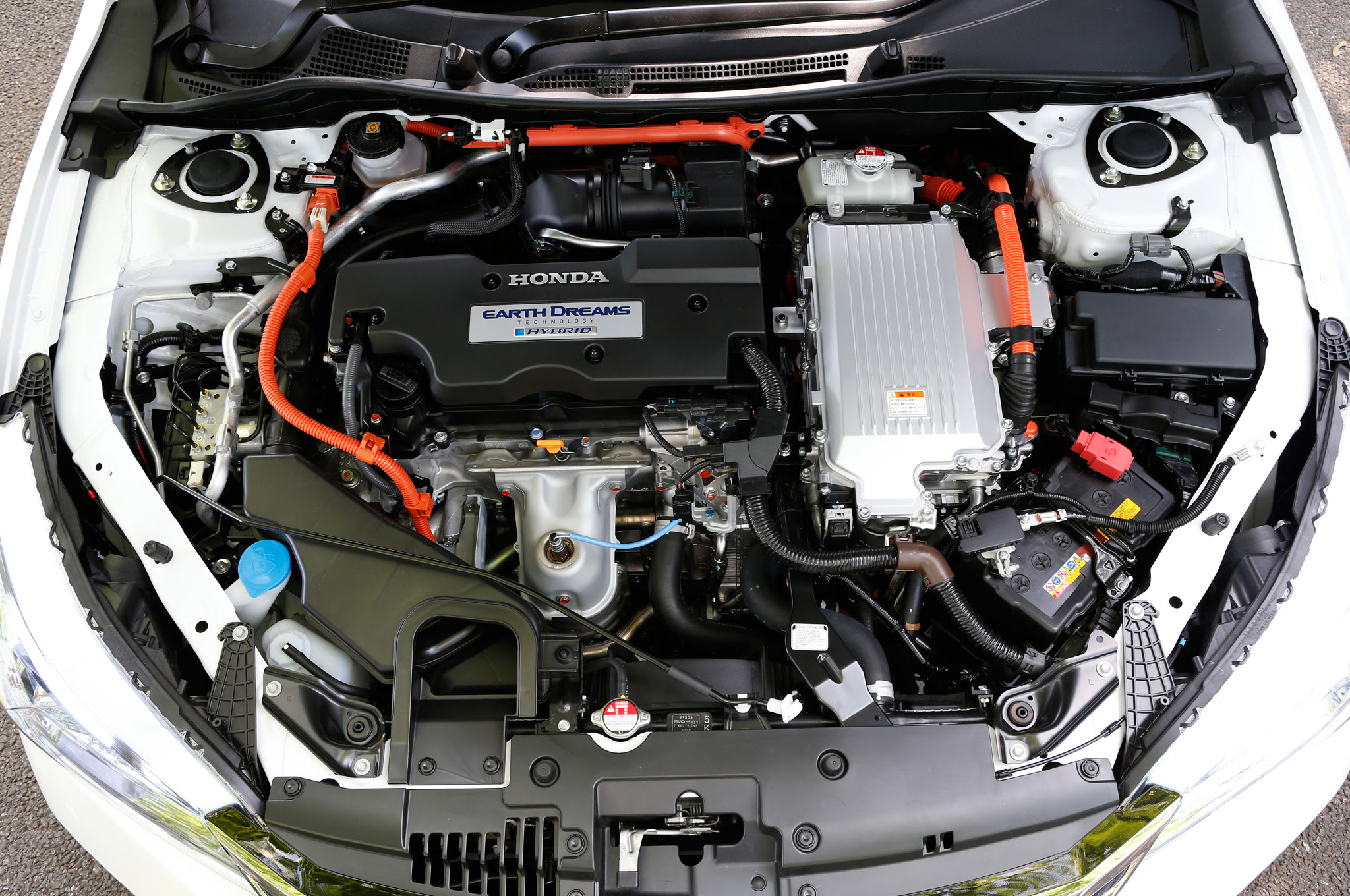 Accord Hybrid Engine Diagram