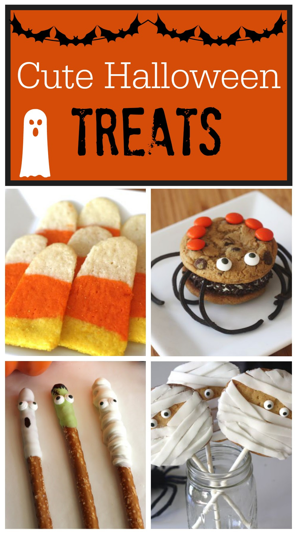 Cute Halloween Treats | Catch My Party