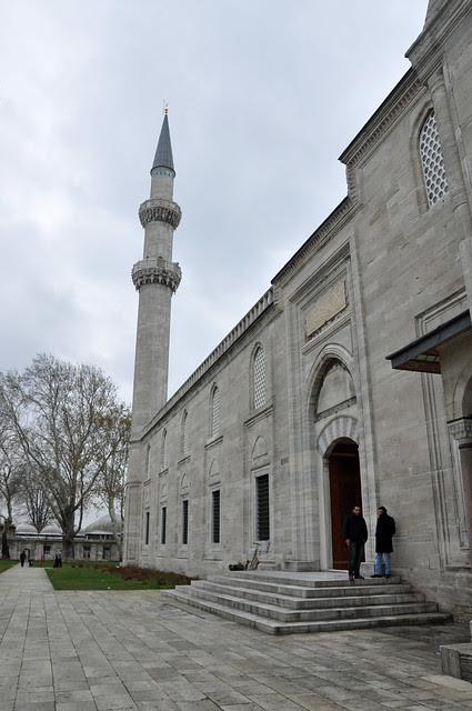 Mosquée de Suleiman (22)
