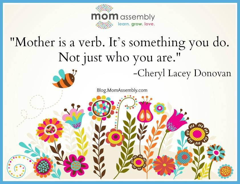 Check MomAssembly out on Facebook!