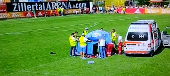Σοκ: 20χρονος ποδοσφαιριστής του Αγιαξ κατέρρευσε στο γήπεδο την ώρα του αγώνα [βίντεο]